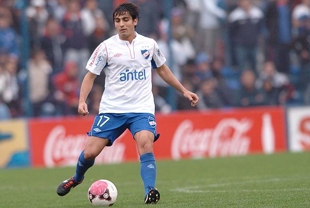 El uruguayo Calzada, de Nacional a Independiente
