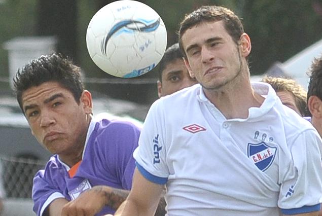 Incidencia de la primera final del Campeonato Nacional Sub 18. Defensor Sp. goleó 6:1 a Nacional.