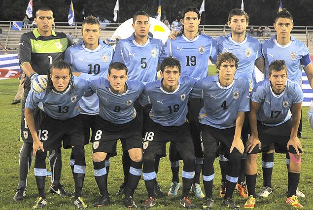 Colombia Sub 20 Contra Uruguay Sub 20: Sudamericano Sub-20