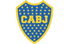 Escudo de Boca Juniors de Argentina.