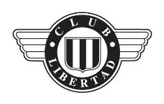 Escudo de Libertad de Paraguay.