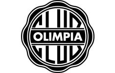 Escudo de Olimpia de Paraguay.