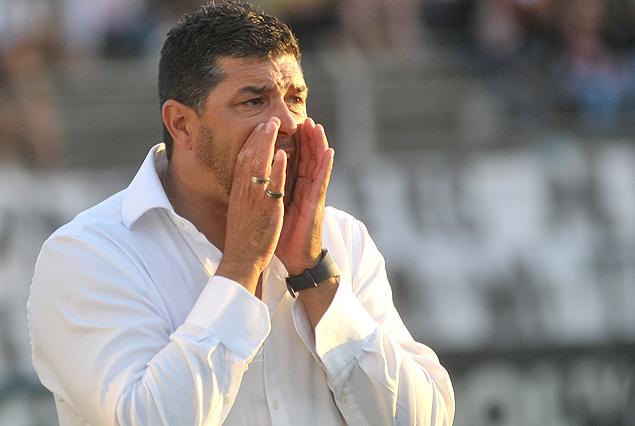 """Leonardo Ramos, parece gritar, ¡vamos Danubio todavia!"""""""
