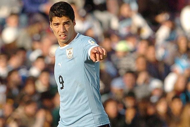 Destino italiano. Luis Suárez en la mira de la Juventus.