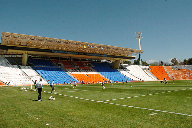 Estadio de Mendoza, Argentina.