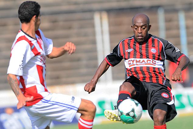 Oscar Javier Morales en acción