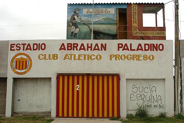 Parque Paladino.