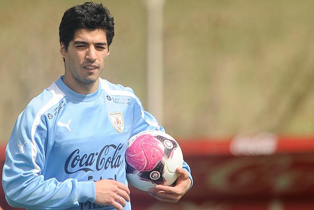 Luis Suárez, goleador de las eliminatorias y de la Premier League.