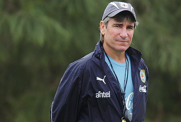 Ing. Juan Verzeri, entrenador de la selección Sub 20.