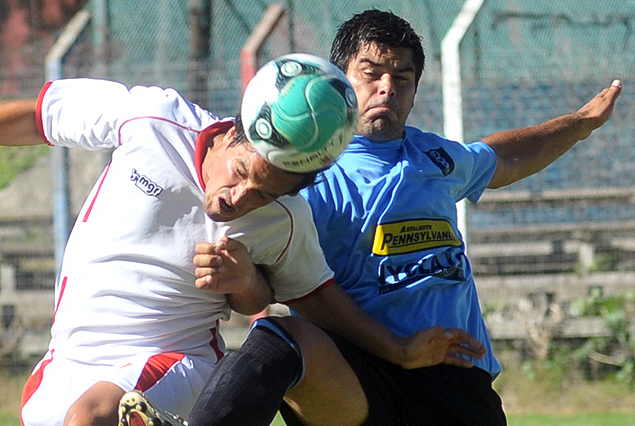 Incidencia del juego entre Canadian y Uruguay Montevideo.