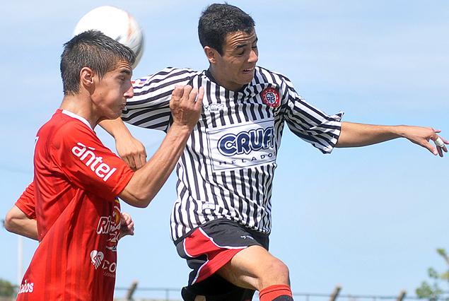 Rentistas venció 3:0 a Miramar Misiones en Sub 19.