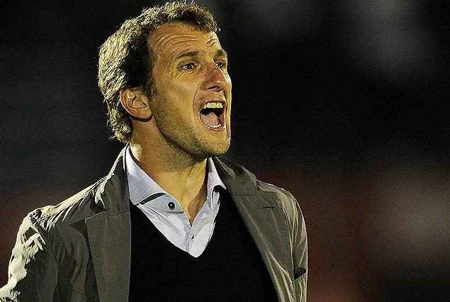 """""""Lo destacable fue que el equipo se recuperó y dio vuelta el marcador"""", dijo Rodolfo Arruabarrena."""