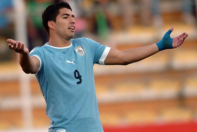 La AUF con todo pronto para presentar descargos por expediente que la FIFA abrió contra Luis Suárez.