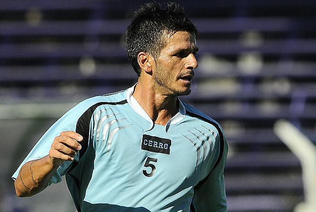 Richard Pellejero volverá al equipo en Melo.