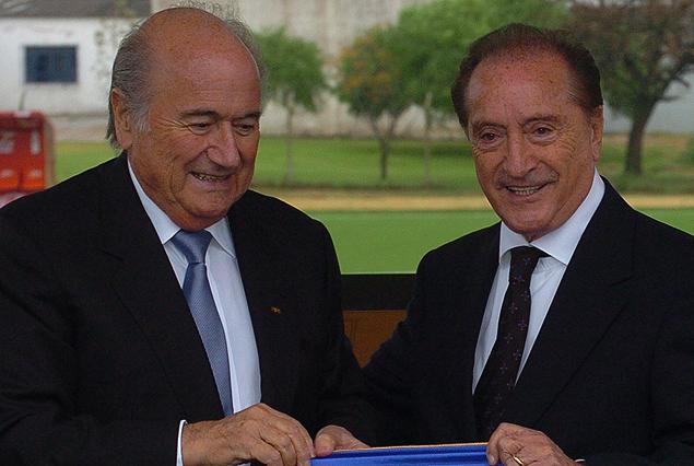 Eugenio Figueredo, presidente de la CONMEBOL, fue designado presidente de la comisión organizadora Brasil 2014.