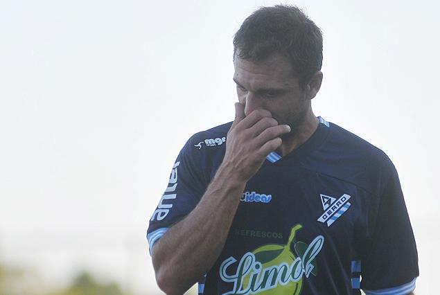 Claudio Dadomo se perderá el partido del sábado ante Defensor Sporting por la quinta amarilla.