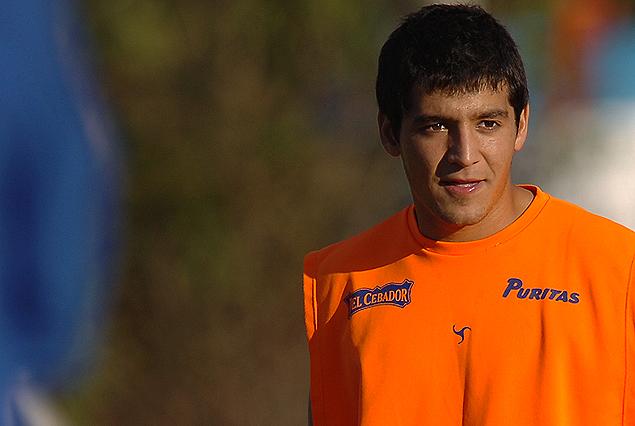 Mauricio Felipe estaría en el once inicial negriazul ante Peñarol.