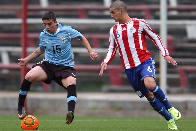 Uruguay enfrenta a Paraguay el 29 en Florida