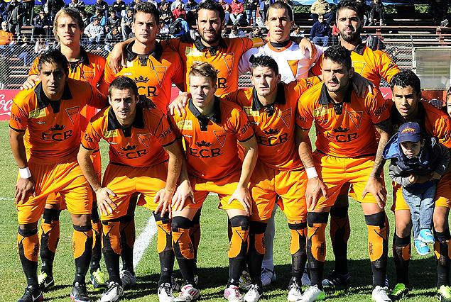 Sud América es el líder del Campeonato Uruguayo de Segunda División.