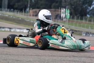 Marcos Landa se quedó con la categoría Junior.