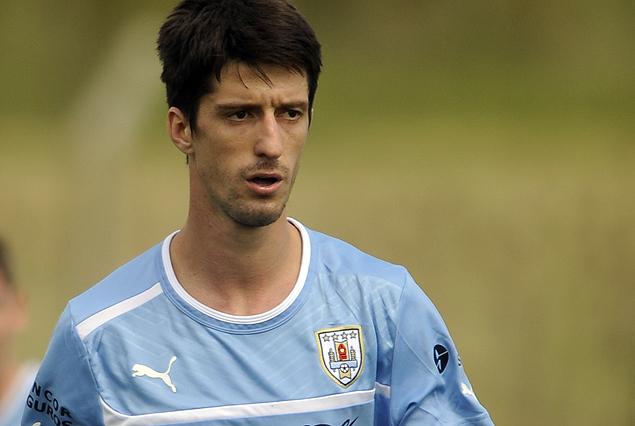 Alvaro Fernández estará desde el arranque de los trabajos de Nacional este jueves.
