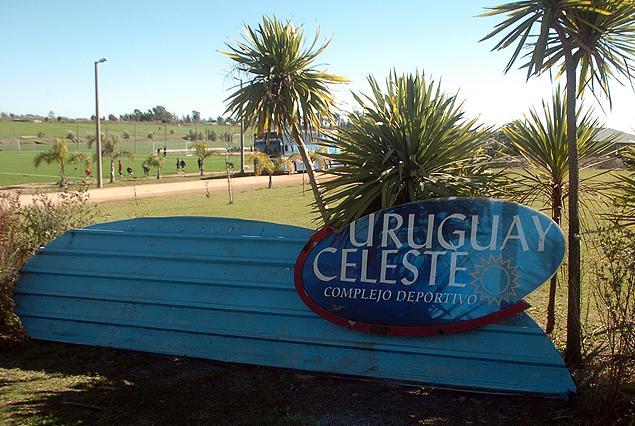 El Complejo Uruguay Celeste recibió a las chicas del sub 17.