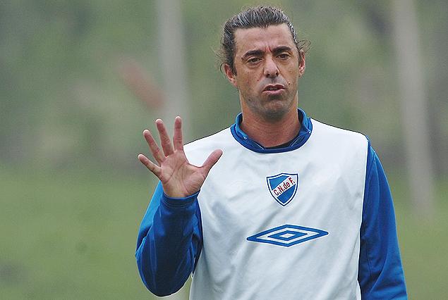 Alejandro Lembo, histórico de Nacional, no seguirá en los tricolores por decisión del técnico Rodolfo Arruabarrena.