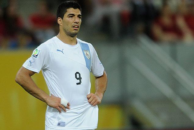 ¿Se colocará la blanca del Madrid Luis Suárez?