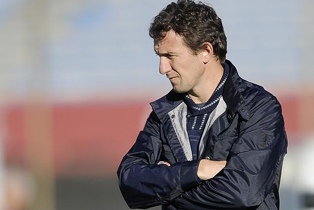 Rodolfo Arruabarrena, el entrenador de Nacional.