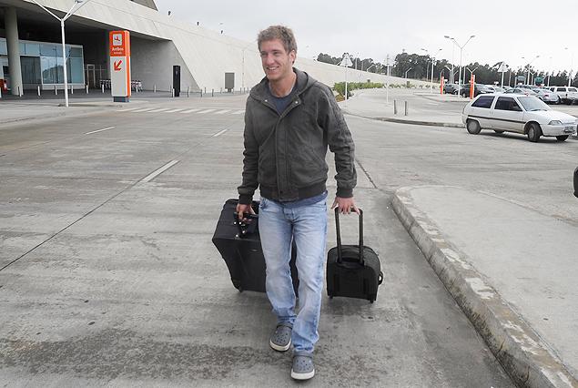 Federico Laens viajó el domingo a la República de Corea.