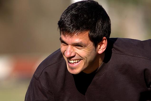 Richard Pellejero en equipo que empató con los juveniles de Vélez