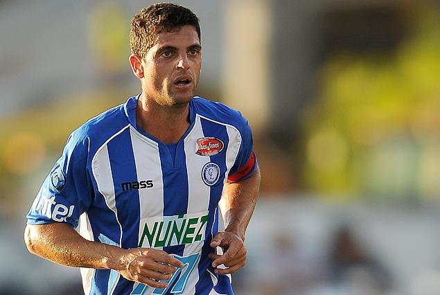 Bruno Silva renovó contrato con los arachanes.