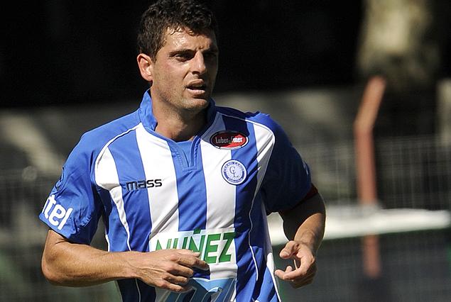 Bruno Silva, el más destacado en el equipo arachán.