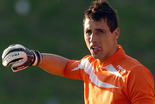 Sebastián Britos, es la octava contratación del equipo que dirige Eduardo Favaro