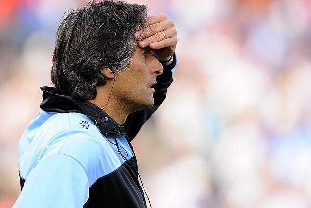 Alejandro Apud, ya piensa en Miramar Misiones y Cerro Largo, dos rivales directos en la lucha por el descenso.