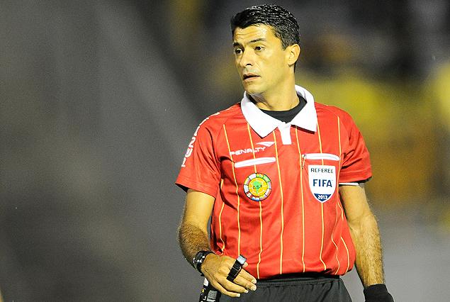 El brasileño Sandro Ricci será el árbitro de Ecuador-Uruguay el viernes 11 de octubre en Quito.