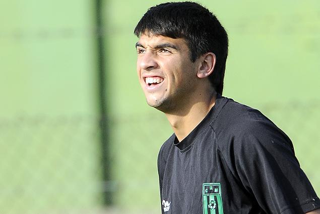 Carlos Daniel Acosta y Cristian Tabo en el puesto a decidir por Rosario Martínez.