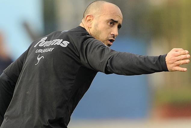 Raúl Ferro pronto para retornar a la titularidad.