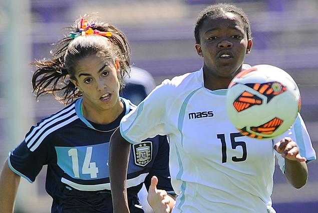 El segundo amistoso entre Uruguay y Argentina también fue empate, este viernes en el Franzini.