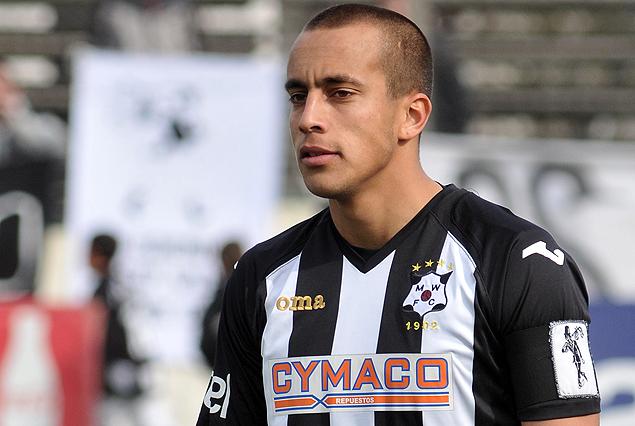 Guzmán Pereira se resintió apenas iniciado el partido con Miramar Misiones y está descartado para el juego ante Rentistas.