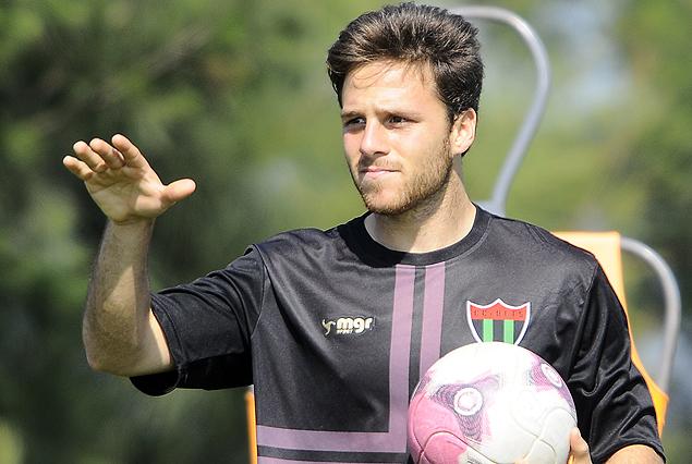 Si todo rueda como se espera, Santiago Lamanna vuelve a la titularidad en los fusionados por Cristian Palacios.