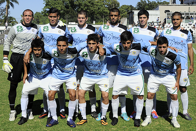 Equipo de Rocha FC.