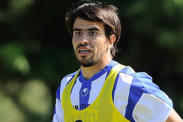 """Néstor """"Falucho"""" Silva."""
