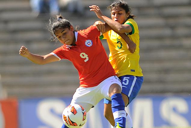 Incidencia de Chile-Brasil en la apertura del Sudamericano.