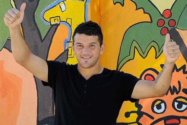 Aníbal Hernández, el jugador de la etapa.
