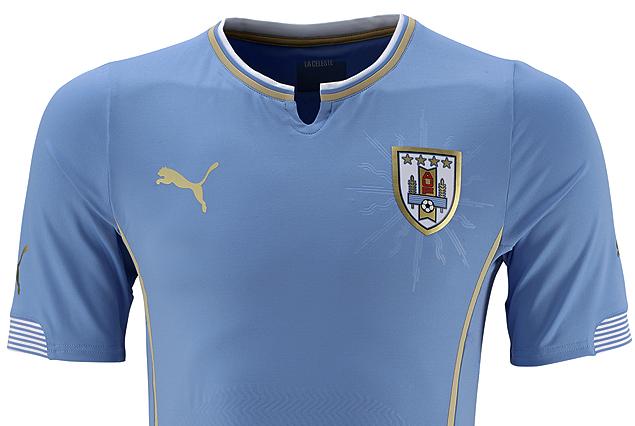 bd3564d2f Tenfield.com   La nueva indumentaria Puma de Uruguay que lucirá en ...