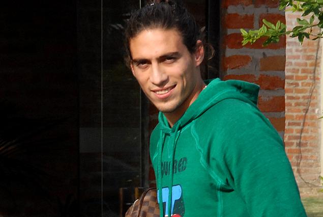 Martín Cáceres.