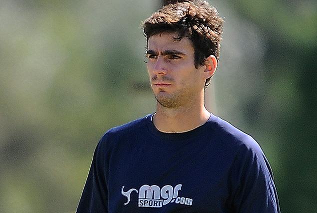 Darío Agustín Trinidad uno de los cambios cebritas en la despedida del Clausura.