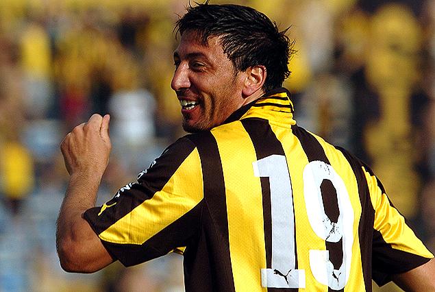 Juan Manuel Olivera de vuelta en Peñarol.