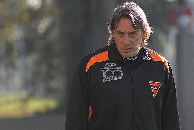 Jorge Vivaldo asumió en Sud América.